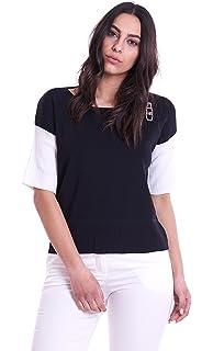 Xl T Luckylu Blanc Shirt Femme Bianco E2DH9I