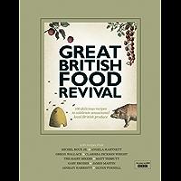 Great British Food Revival: Blanche Vaughan, Michel Roux jr, Angela Hartnett, Gregg Wallace, Clarissa Dickson Wright, Hairy Bike