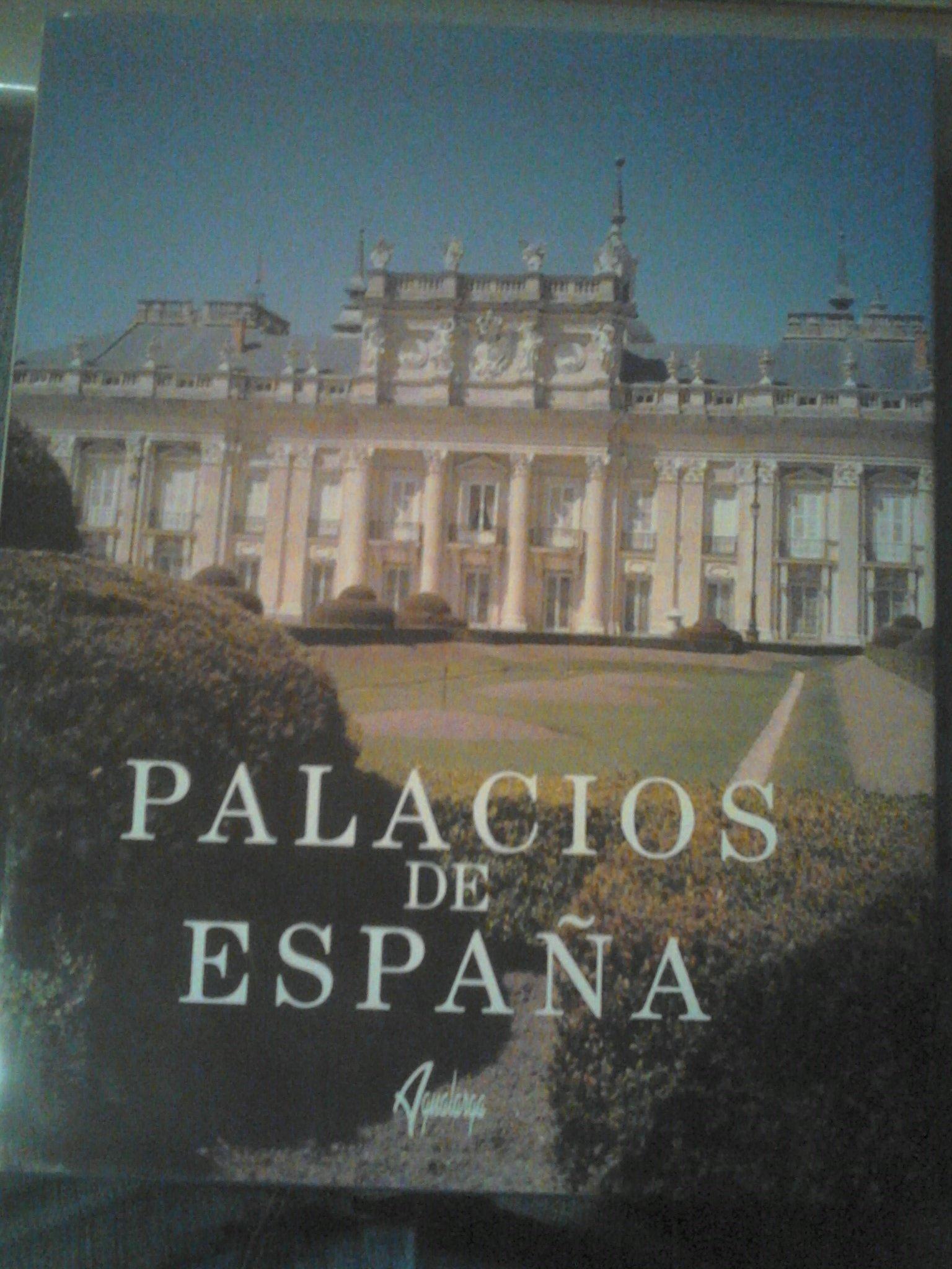 Palacios de España: Amazon.es: ALVAREZ SANCHEZ, ROSA Mª: Libros