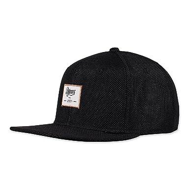 f869e98c4d5a Djinns Jute Mix (black) - Snapback Cap Baseballcap Hat Kappe Mütze Caps