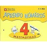 Aprendo Números. Cuaderno 4 - 9788431636753