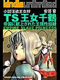 TS王女千鶴: 小説淫欲王女抄・帝国に献上された王族性奴隷