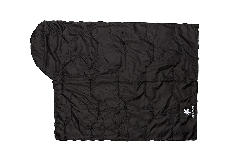 Noir//Rouge Grand Kounga Sleeping Bag Roraima 15 Sac de Couchage Mixte