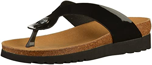 92ab9337e9e Scholl Kenna Black Synthetic Patent  Amazon.co.uk  Shoes   Bags