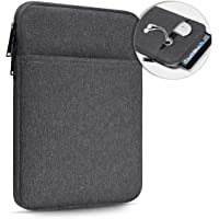 10 Inch Waterproof Tablet Sleeve Case for Lenovo Tab 10, Smart Tab M10 P10 10.1 inch/Samsung Galaxy Tab 10.1 10.5/Surface Go 10, 9-10.5 Inch Android Tablet Protective Sleeve Bag, Space Grey