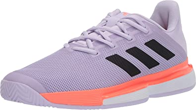 adidas Women's Solematch Bounce W Tennis Shoe, OS