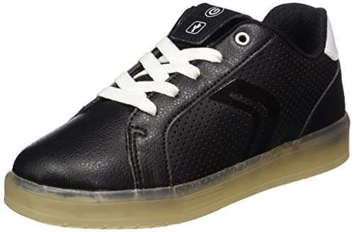 Las zapatillas para niño Geox J Kommodor B con luces están