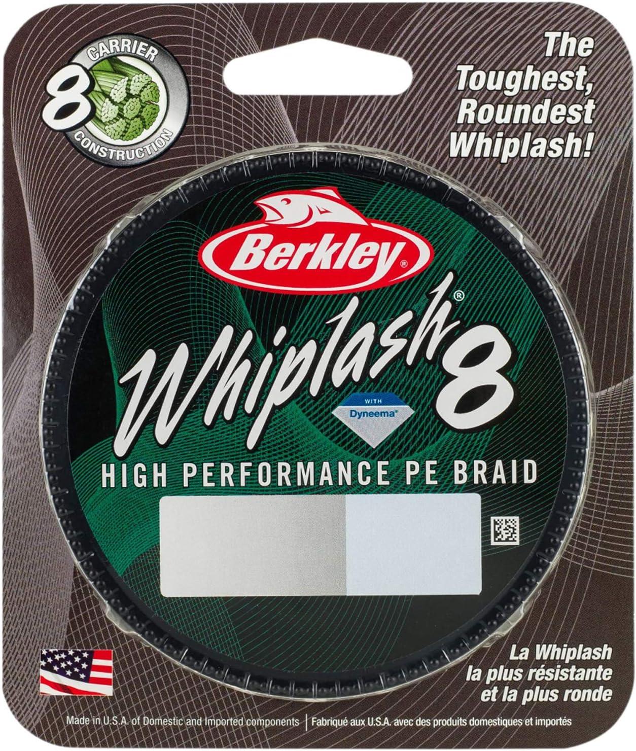 Standard Crystal Berkley Unisex-Adult Whiplash 8