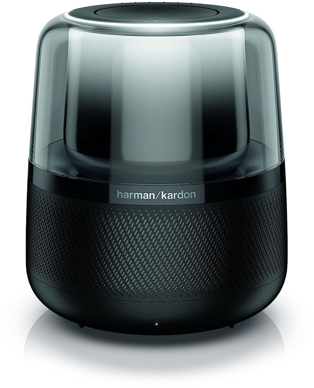 Harman/Kardon Allure - Altavoz con control de voz (Amazon Alexa integrado), color negro