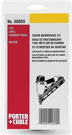PORTER-CABLE 60089 Driver Maintenance Kit