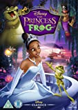 The Princess and the Frog [DVD]