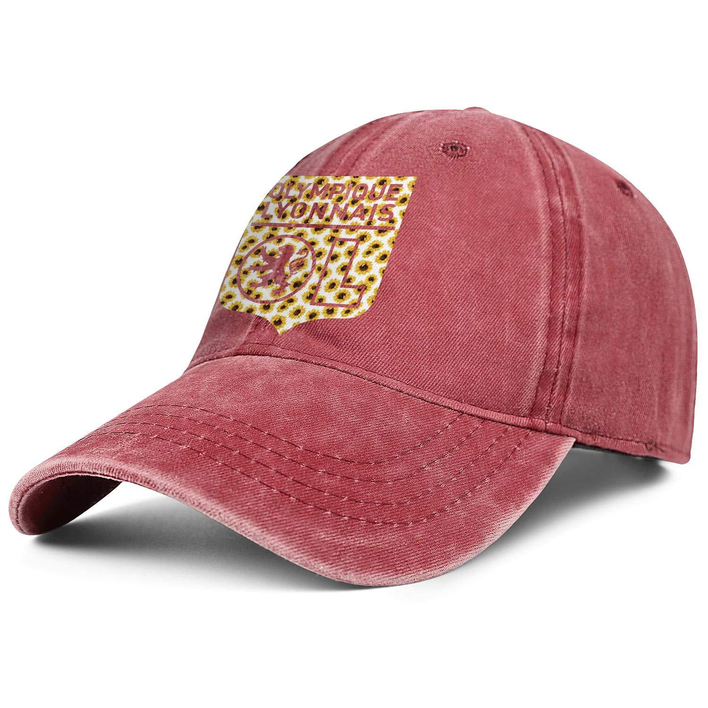 Mens Womens Baseball Hats Custom Snapback Adjustable Denim Cap
