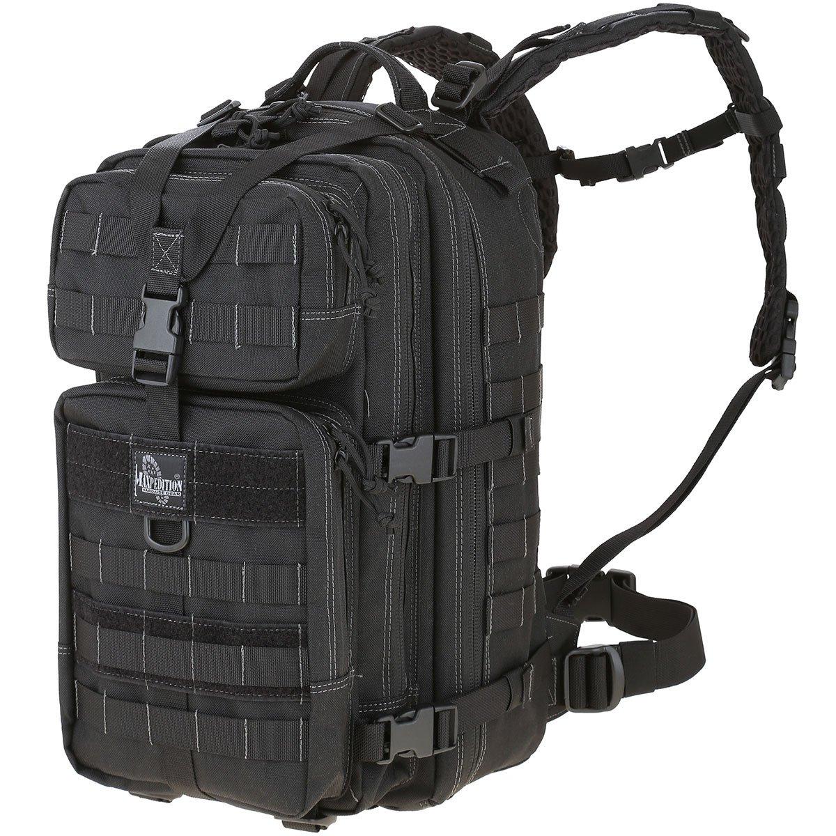 MXPT1430B-BRK Falcon-III Backpack black