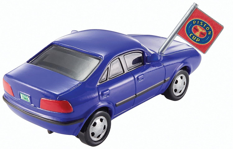Christina Wheeland #6//9 Race Fans 2015 Series Die-Cast Vehicle 1:55 Scale Mattel CJM48 Disney//Pixar Cars