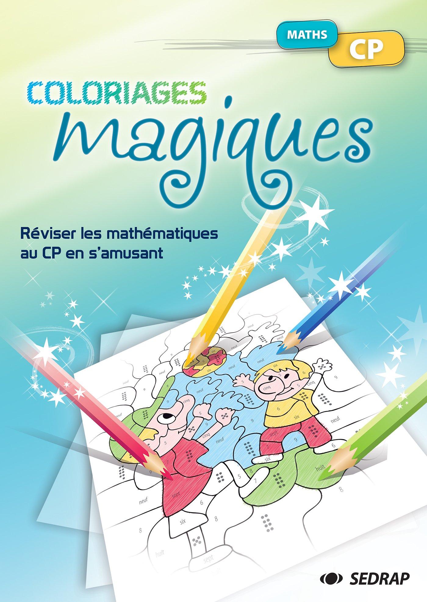Coloriage Magique Jours Cp.Amazon Fr Le Fichier Coloriage Magique Mathmatiques Cp Cp