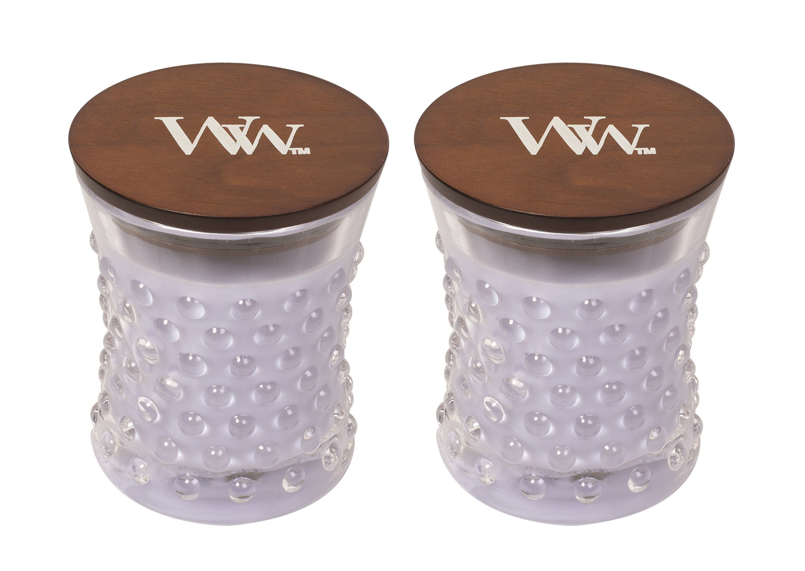 WoodWick Vintage Hobnail Candle Set - Lavender Spa by WoodWick (Image #1)