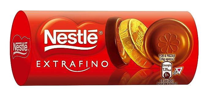 Nestlé Extrafino Chocolate con leche extrafino - 83 gr