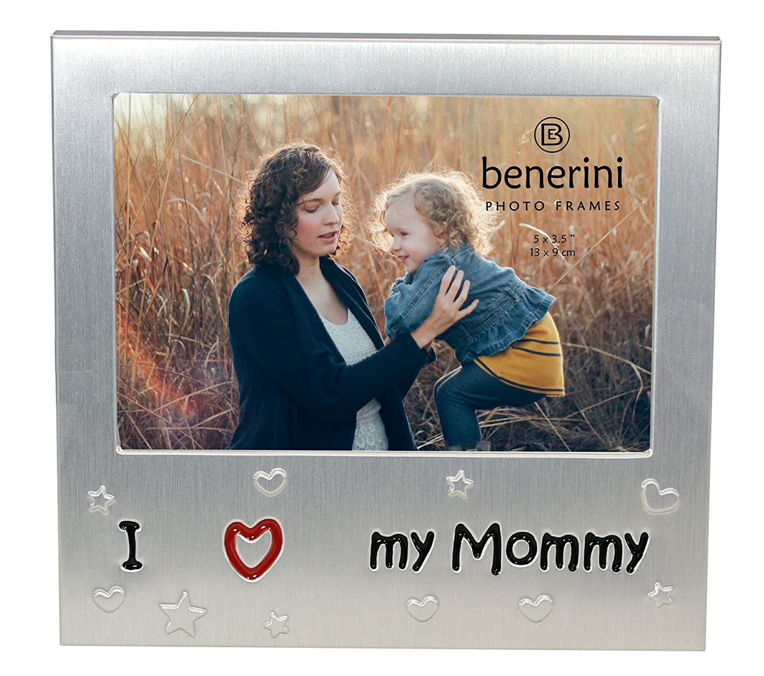 benerini ' I Love My Mommy ' - Photo Picture Frame Gift - 5 x 3.5