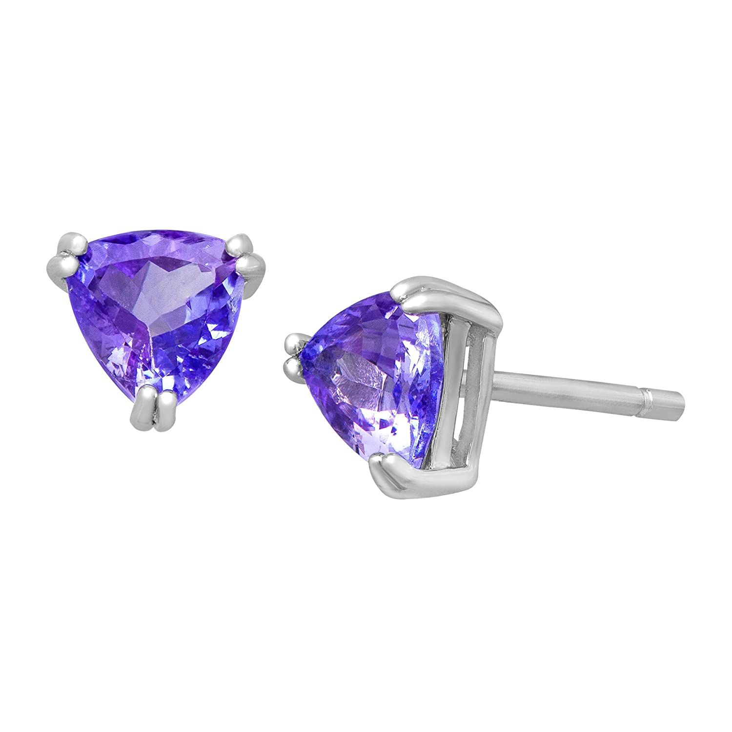 vanna diamonds k pin tanzanite set ring with trillion gelato from cut the collection