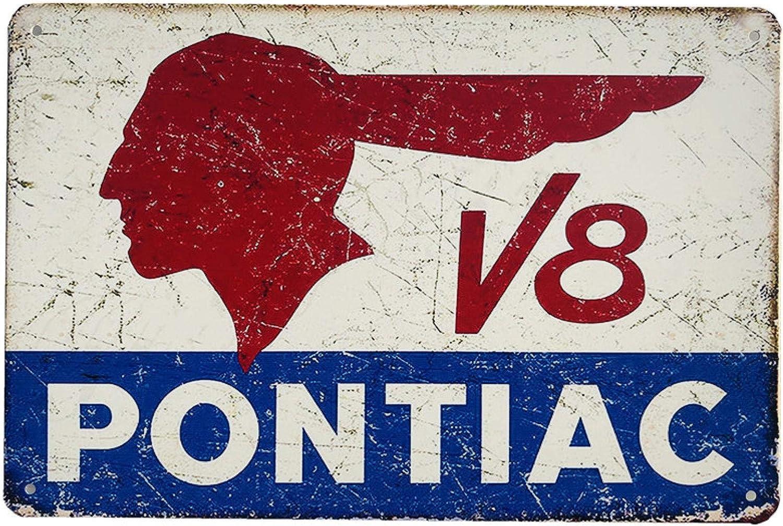 Zyalex Vintage Metal Tin Signs Garage Rules Gas Oil Bar Rustic Poster Plaque Pub Wall Decor 20x30cm Plum