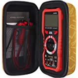 Neoteck Multimeter Carrying Case Compatible for Fluke 117/115/116/114/ 113 87V 88V F15B+F17B+F18B+/ F117C/ F17B+/ F115C…