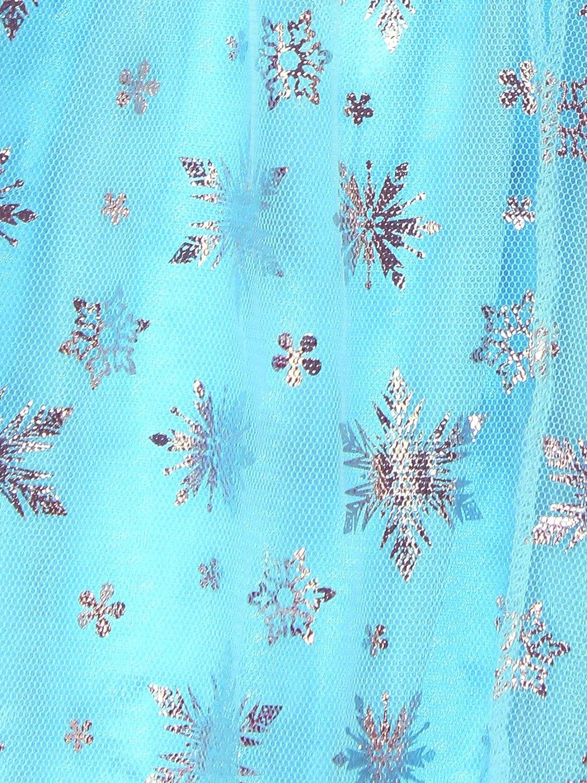 Disney Girls Frozen Elsa Anna Fantasy Gown Nightgown Pajamas