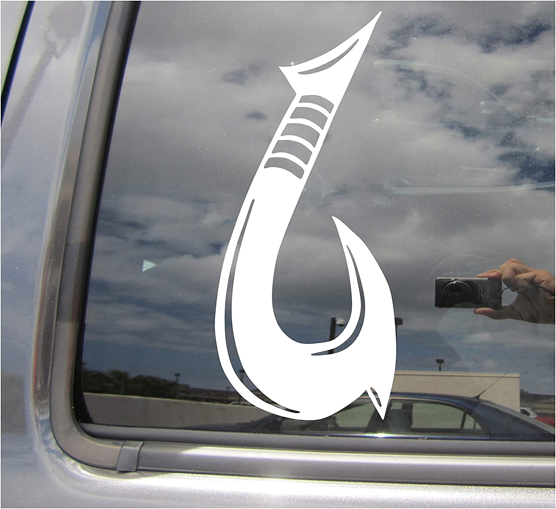 "Qty 2 Hawaii Car Truck Window Decal Vinyl Sticker HAWAIIAN TRIBAL ARROWS 3/"""