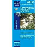 Champagnole/Lac de Chalain/Pic de l'Aigle GPS: IGN.3326ET