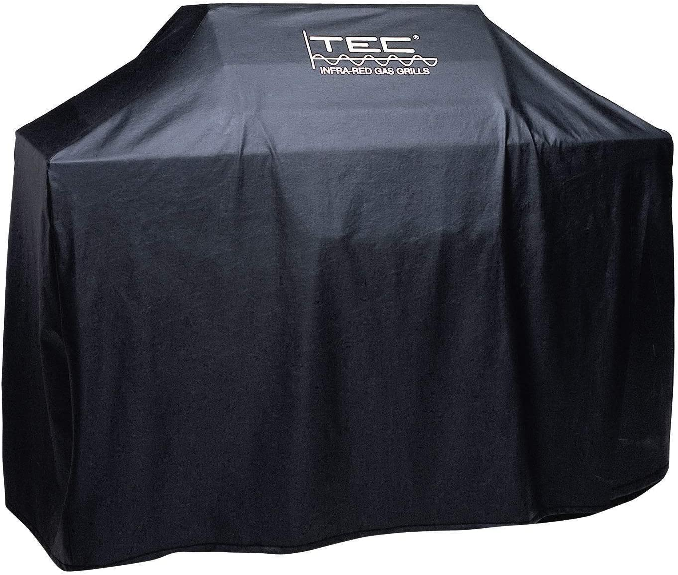 TEC Vinyl Grill Cover for Freestanding Sterling III with 2 Side Shelves