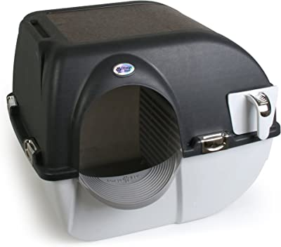 Omega Paw Elite Roll'n Clean Litter Box