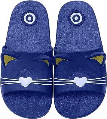 Zapatos de Playa y Piscina para Niña Niño Chanclas Sandalias Mujer Verano Antideslizante zapatillas casa hombre