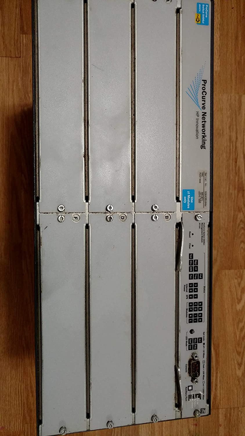Hp J8697A Procurve 5406zl Managed Ethernet Switch X Expansion Slot