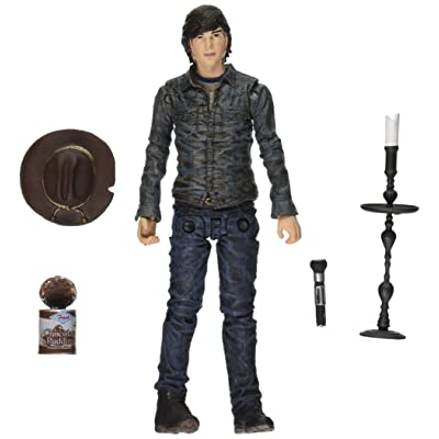 McFarlane Toys The Walking Dead TV Series 7 Carl Grimes Action Figure: Toys & Games