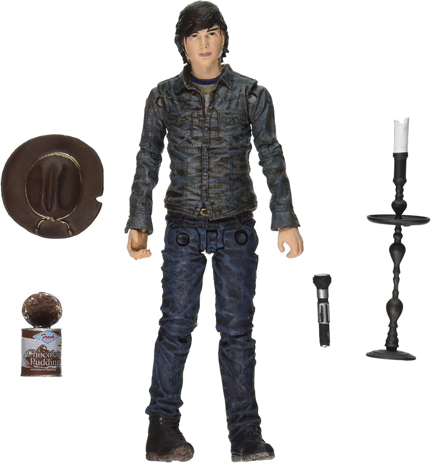 RICK GRIMES THE WALKING DEAD TV SERIES 7 MCFARLANE TOYS ACTION FIGURE