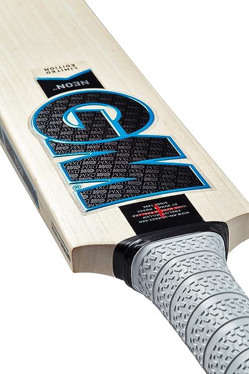 Gunn & Moore Neon 606 Bate de críquet, Mango Corto: Amazon.es: Deportes y aire libre