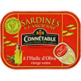 Connetable Sardines In Extra Virgin Olive Oil 115 g