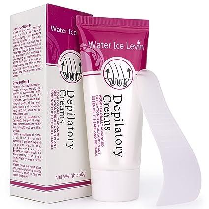 Crema depilatoria Vassoul de alta claidad, respetuosa con la piel, sin dolor, impecable