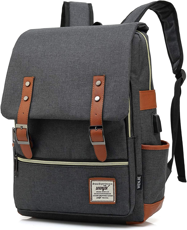 Fashion Backpack For Teen Girls Boys,Laptop Bag for Women Men,Unisex Backpack for College Student