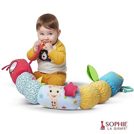 Sophie la jirafa - Almohada de actividades (100 cm ...