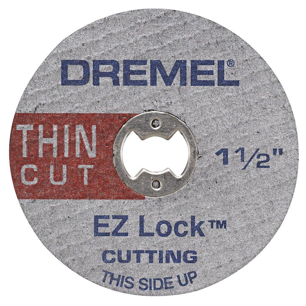 Dremel EZ409 1-1/2-Inch EZ Lock Thin Cut