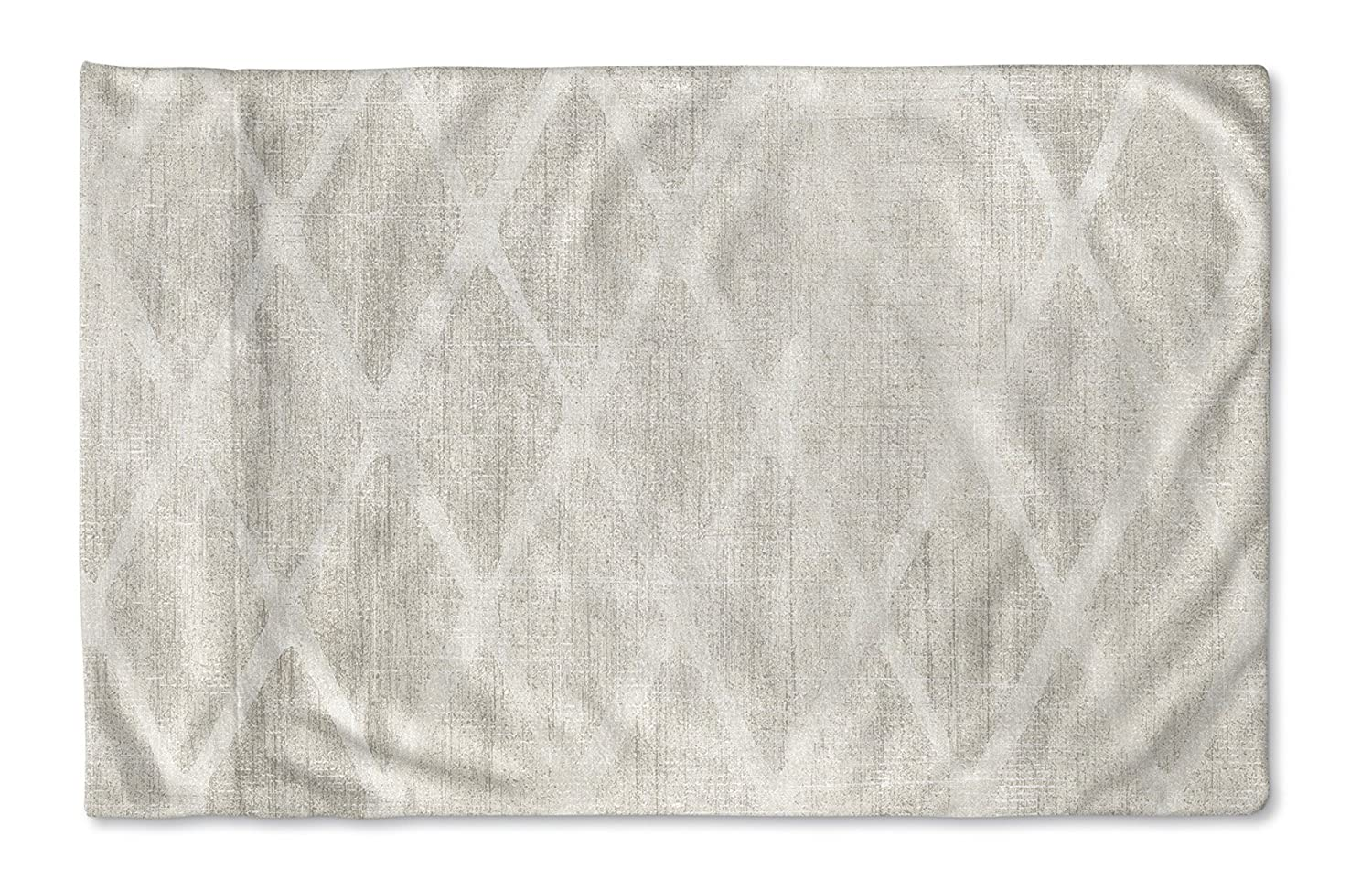 - Encompass Collection TELAVC8005PC32 Ivory KAVKA Designs Fano Pillow Case, Size: 30X20X1 -