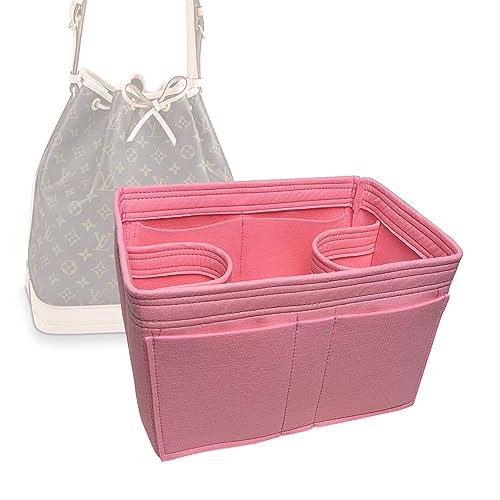 7b81804248 Amazon.com: Zoomoni LV Noe Purse Organizer Insert - Premium Felt (Handmade/14  Colors): Handmade