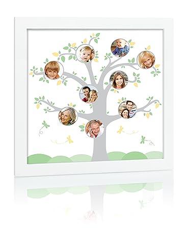 Amazoncom Tiny Ideas Family Tree Frame Baby