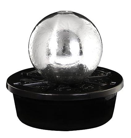 Amazon.com: Primrose Ambiente Tacana - Esfera de acero ...