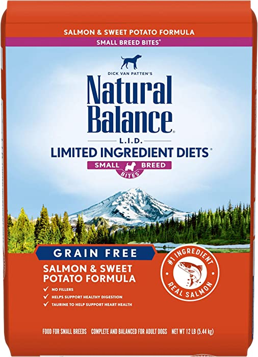 Top 10 Pure Balance Limited Ingredient Dog Food