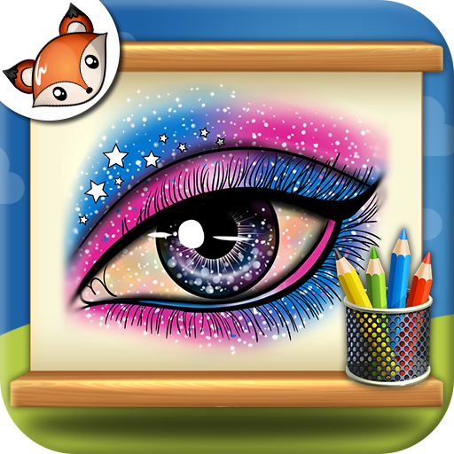 How to Draw Eyes Step by Step Drawing App
