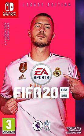 FIFA 20 Legacy Edition - Nintendo Switch [Importación inglesa]: Amazon.es: Videojuegos