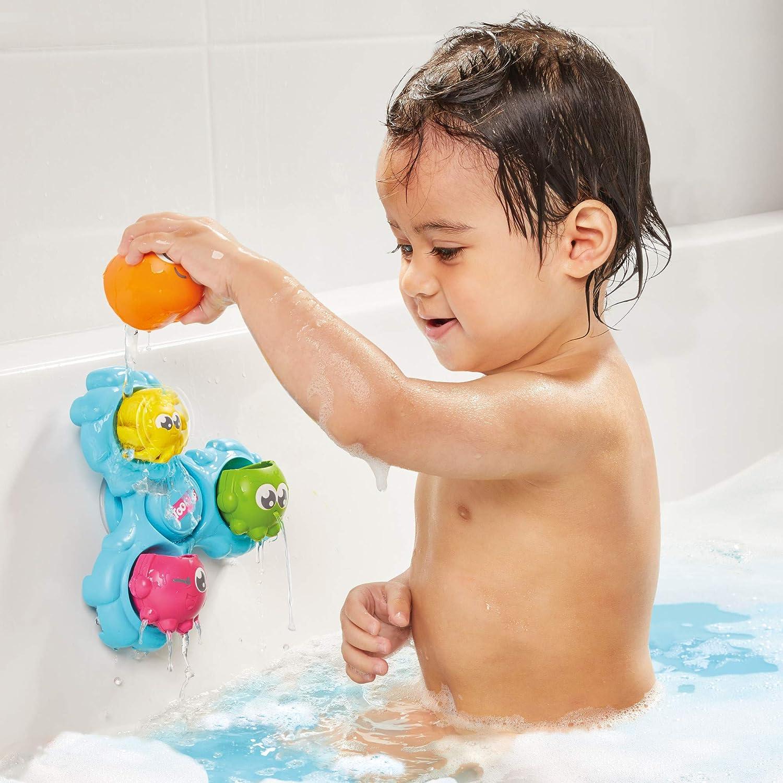 TOMY Toomies Spin and Splash Octopals: Amazon.es: Juguetes y juegos