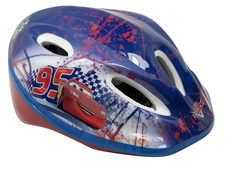 52-56 cm Disney 35511 Cars 2 Casco de Ciclista Infantil Multicolor