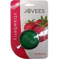 Jovees Lip Balm - Strawberry, 5g Pack
